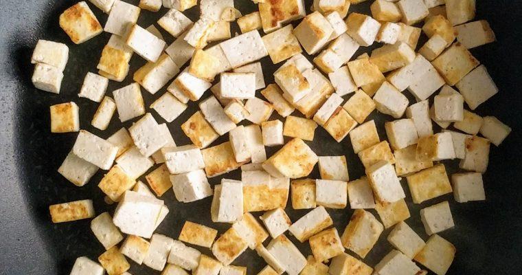 How to make tofu taste good?